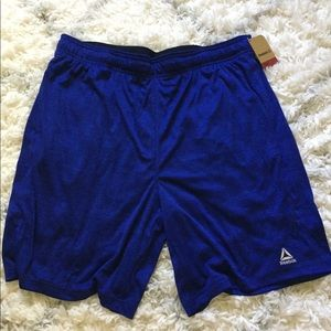 NWT Reebok men's shorts